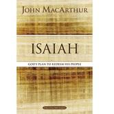 Isaiah: The Promise of the Messiah, MacArthur Bible Studies Series, by John F. MacArthur, Paperback