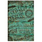 Salt & Light, Names of Christ Church Bulletins, 8 1/2 x 11 inches Flat, 100 Count