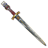 Liontouch, Prince Lionheart Sword, Silver & Red, 21 1/2 x 4 1/4 inches