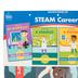 Carson-Dellosa, STEAM Careers Bulletin Board Set, 12 Pieces, Multi-Colored, Grades K-5