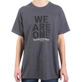Kerusso, Philippians 2:2 We Are One, Men's Short Sleeve T-shirt, Dark Heather, Small