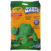 Crayola, Model Magic Modeling Compound, Green, 4 ounces