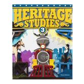 BJU Press, Heritage Studies 3 Student Text, 3rd Edition, Grade 3