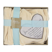 Pavilion, You Are Special Plush Blanket, Beige, 50 x 60 Inches