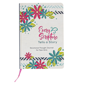 Barbour, Every Scripture Tells a Story Devotional Thought Journal for Teen Girls, by JoAnne Simmons