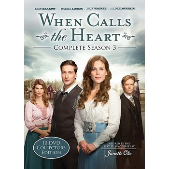 When Calls The Heart, Season 3, 10 DVD Set