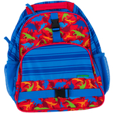 Stephen Joseph, Dino All Over Print Backpack, 12 x 6 1/2 x 16 inches