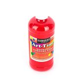 Sargent Art, Art-Time Washable Tempera Paint, 16 Ounces, Red, 1 Bottle