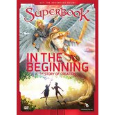 Superbook, In the Beginning, The Story of Creation, DVD