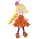 Manhattan Toy Company, Princess Jellybean: Holly Plush Doll, 14 inches
