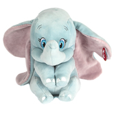 Ty Beanie Boos, Disney's Dumbo Stuffed Animal, 9 1/2 inches