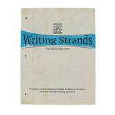 Master Books, Writing Strands Beginning 2, by Dave Marks, Paperback, Grades 3-7