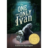 The One and Only Ivan, by Katherine Applegate, Paperback