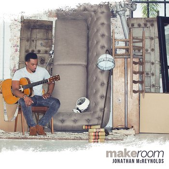 Make Room, by Jonathan McReynolds, CD