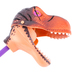 Wild Republic Toys, T-Rex Grabber, Brown, 18 inches