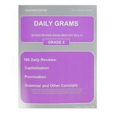 Daily Grams Grade 6, Teacher Edition