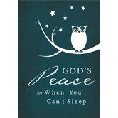 God's Peace When You Can't Sleep, by Thomas Nelson