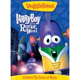 VeggieTales, LarryBoy and the Rumor Weed: A Lesson in the Power of Words, DVD