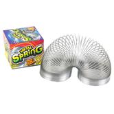 Ja-Ru Inc., Metal Spring, Metal, Silver