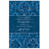 Salt & Light, For It Is By Grace Church Bulletins, 8 1/2 x 11 inches Flat, 100 Count
