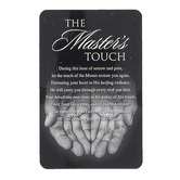 Dicksons, The Masters Touch Pocket Card, Black & Gray, 2 1/2 x 4 inches