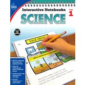 Carson-Dellosa, Interactive Notebook: Science, Grade 1