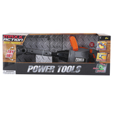 Sunny Days, Maxx Action Power Tools Toy Weed Trimmer, Ages 5 and Older