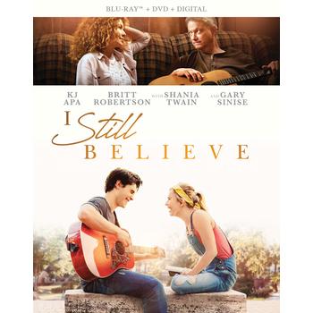 I Still Believe, Blu-ray