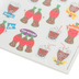 Eureka, Cola Scented Self-Adhesive Stickers, Multi-Colored, Variety of Sizes, Pack of 80