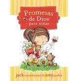 Promesas de Dios Para Ninas, by Jack Countryman & Amy Parker, Paperback