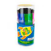 Art Blast Kids Brushes, 144 Paint Brushes