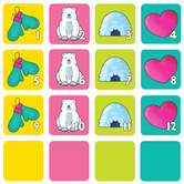 Renewing Minds, Calendar Days, February, 2.5 x 2.5 Inches, 4 Designs, 36 Pieces