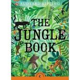 The Jungle Book, Puffin Classics Series, by Rudyard Kipling, Paperback