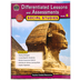 Teacher Created Resources, Differentiated Lessons and Assessments Social Studies, Grade 6