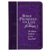 Bible Promises for Life for Women, by Jeremy Bouma, Imitation Leather