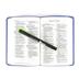 ESV Compact Bible, Duo-Tone, Lavender, Bloom Design
