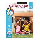Carson-Dellosa, Summer Bridge Activities Workbook, Paperback, 160 Pages, Grades 2-3