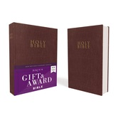 NRSV Gift and Award Bible, Paperback, Multiple Colors Available