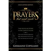 Prayers That Avail Much Gold Letter Gift Edition, by Germaine Copeland