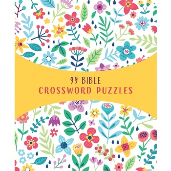 99 Bible Crossword Puzzles, by Barbour, Paperback