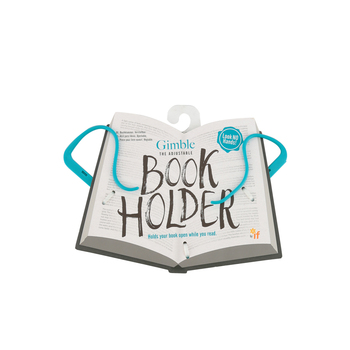 If, Gimble Adjustable Book Holder, True Blue
