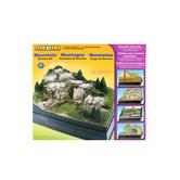 Scene-A-rama, Mountain Diorama Kit