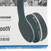 Sentry, Bluetooth Headphones with Microphone, Gray, 7 x 3 x 7 inches