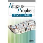 Kings & Prophets Timeline, by Rose Publishing, Pamphlet