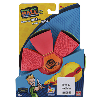 Goliath Games, Phlat Ball Jr., Ages 5 and Older