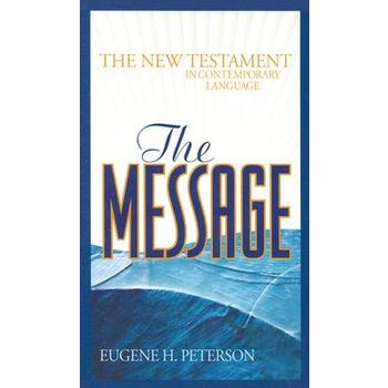 MSG The Message New Testament, Paperback