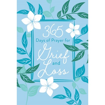 365 Days of Prayer for Grief and Loss, by BroadStreet Publishing, Imitation Leather