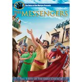 The Messengers: The Birth of the Church, The Witnesses Trilogy, Part 2, DVD