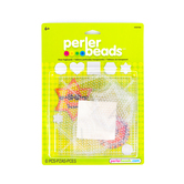 Perler, Clear Pegboards, 5 Shapes