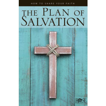 The Plan of Salvation, by Rose Publishing, Pamphlet